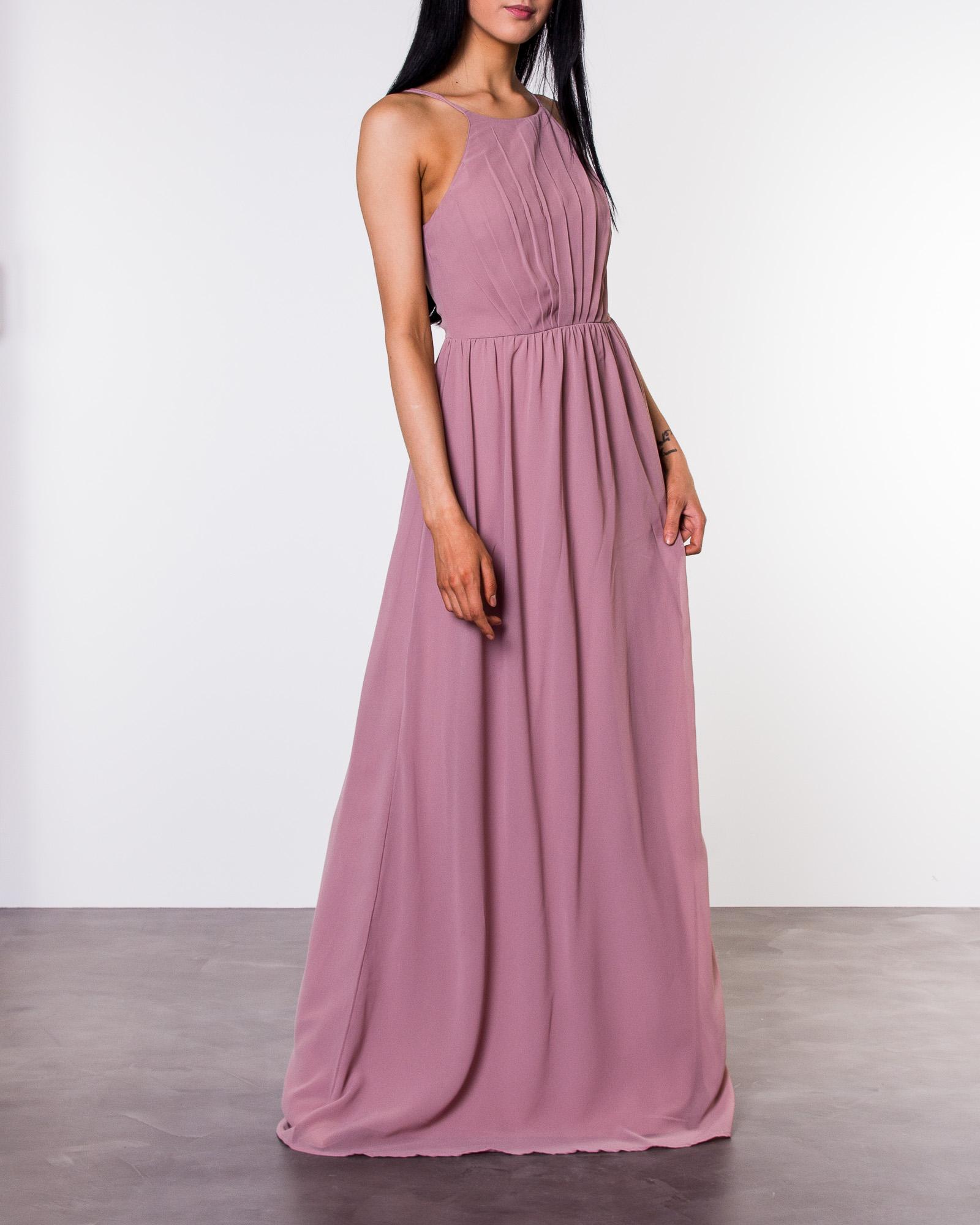 9460ed98d31f Vania Maxi Dress Old Rose