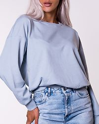 Kappi O-neck Sweat Cashmere Blue