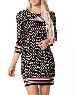 Blenda Dress Patterned