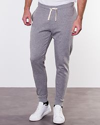 Holmen Sweat Pants Light Grey Melange