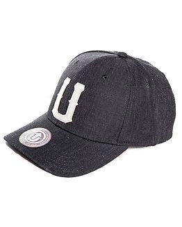 UNITED 2 Baseball Snapback Dark Grey