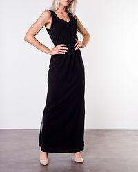 Rebecca Ankle Dress Black