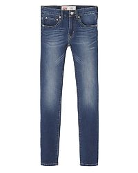 510 Skinny Fit Jeans Dark Denim
