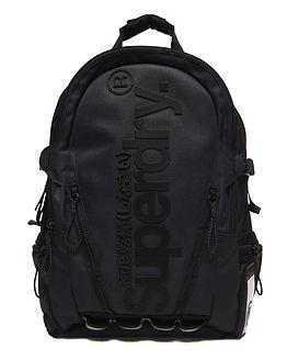 Line Tarp Backpack Black