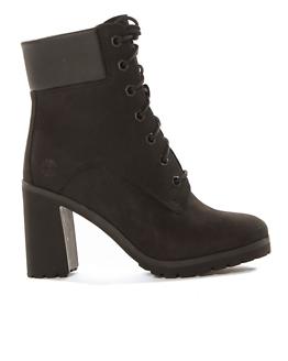 Allington 6 Inch Lace Up Boot Black