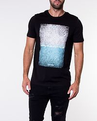 Sound Tee Crew Neck Black/Slim