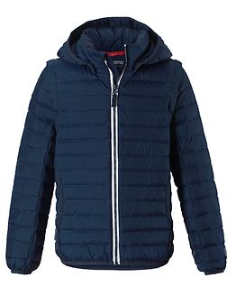 Fleet Down Jacket Navy