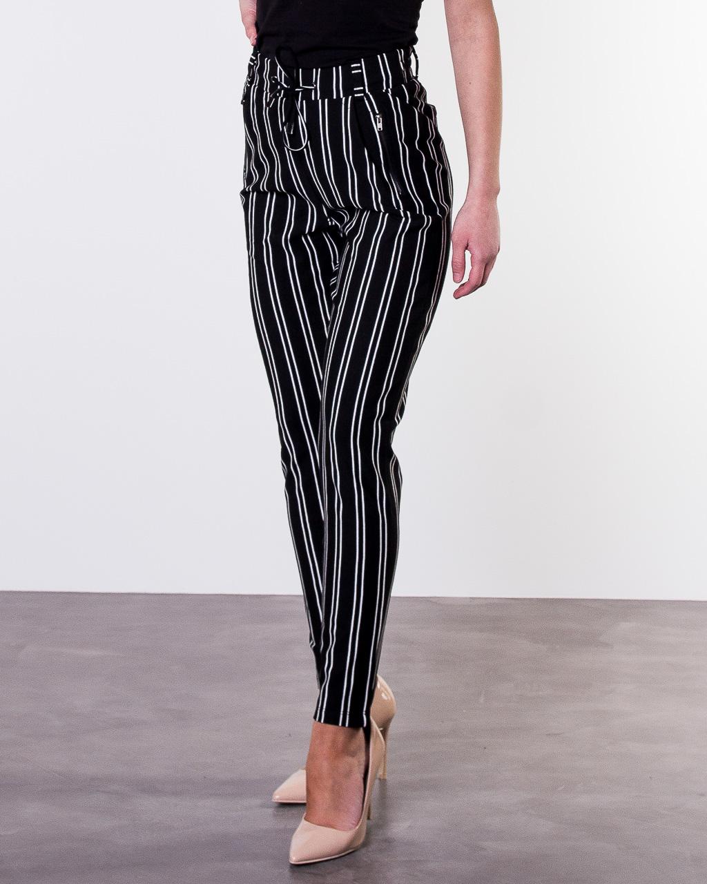 ca9b26f591d ... Cleo Trousers Striped. Kaipaatko apua koon tai värin valitsemisessa?