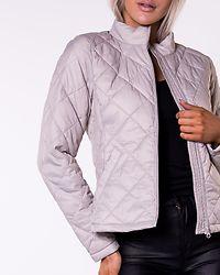 Minsk Short Quilted Jacket Dove