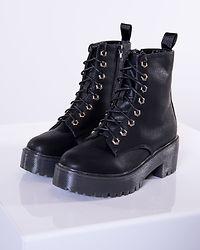 Duffy 97-09153 Boots Black