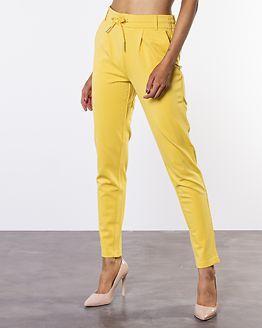 Poptrash Easy Color Pant Cream Gold