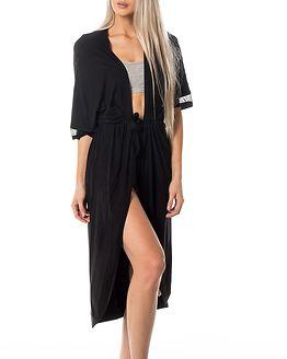 Long Robe Black