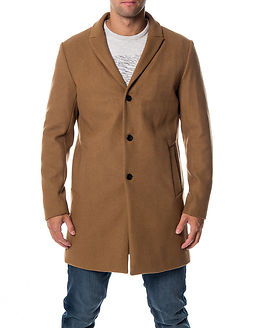 Christian Wool Coat Kelp