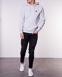 Bolton Hooded Sweatshirt Light Grey