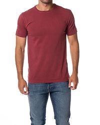 Kanta Organic Fitted Tee Rosewood
