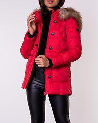 New Ottowa Nylon Coat Chinese Red