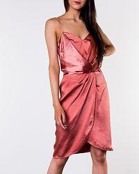 Sateny Dress Emberglow