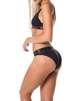 Dual Tone Bikini Black