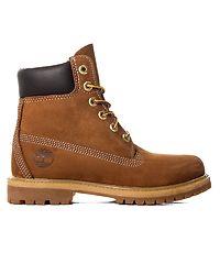 6 Inch Premium Rustic Brown Boot
