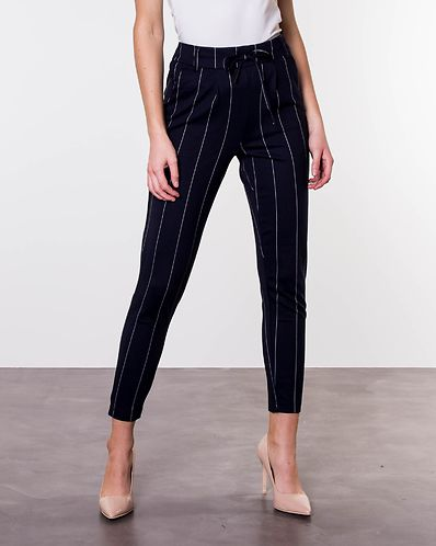 Poptrash Tempo Stripe Pant Night Sky White a98f86c9320a6
