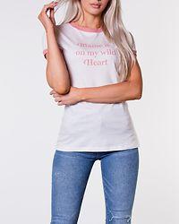 Frida Tee White/Pink
