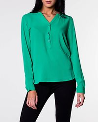 Track Blouse Deep Mint