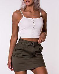 Eva Belt Short Skirt Ivy Green