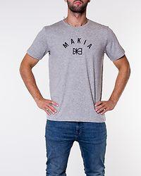 Brand T-Shirt Grey