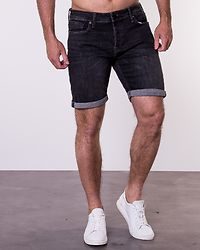 Rick Original Shorts Black Denim