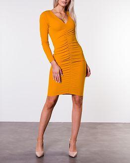 Valerie Dress Mustard