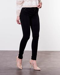 Ultimate King Jeans Black Denim