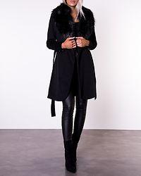 Verona Coat Black