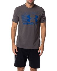 UA Stack Attack Carbon Heather