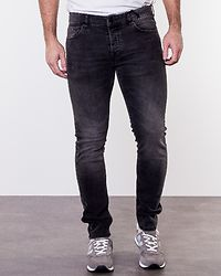 Loom Black Washed 0447 Black Denim
