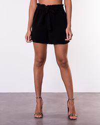 Turner Paper Bag Shorts Black