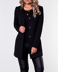 Sidney Link Spring Coat Black