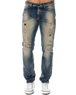 Mike Icon RDD R096 Blue Denim