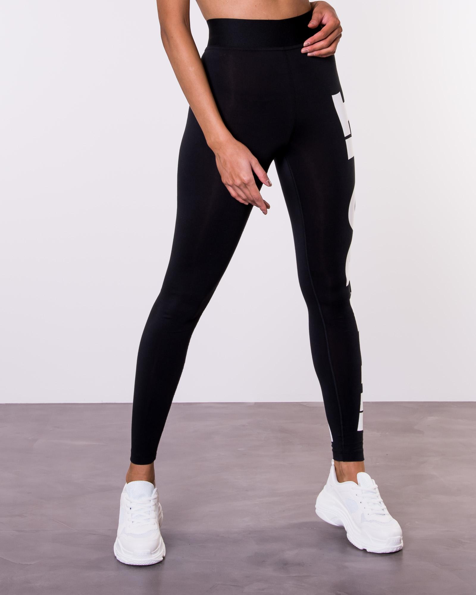 Nike, Nike Leg A See Legging Black | Alaosat
