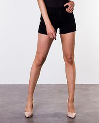 Denim Power Shorts Box Black