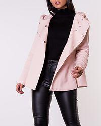 Maddie Light Hooded Jacket Rose Smoke/Melange