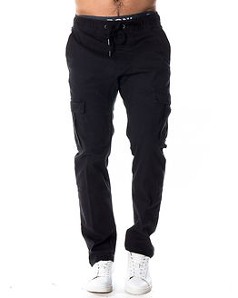 Harlem Cargo Pants Wash Black