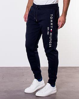 Basic Branded Sweatpants Sky Captain