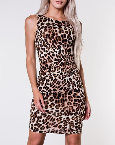 499dfb099843 Marjorie Sleeveless Dress Leopard