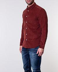 Rayson-Cord Shirt Sable/Black