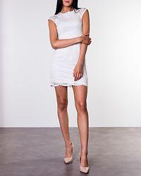 Shira Lace Dress Whisper White