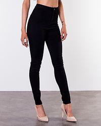 Ella Super High Rise Jeans Black