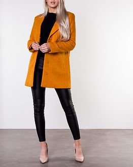 Jessi Medi Coat Golden Oak