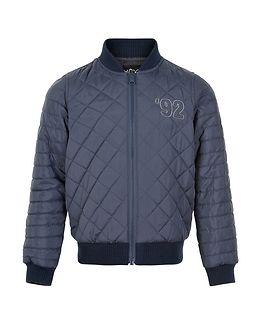 Quilt Jacket India Ink