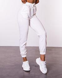 Chilli Summer Sweat Pants Bright White