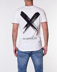 Tee X-Print White